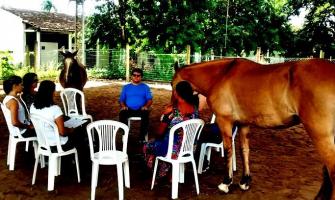 [AGENDA PE] Grupo de Constelação com Cavalos dia 26/4 no Centro Elohim