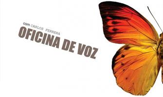 [AGENDA PE] Oficina de Voz com Carlos Ferrera tem início dia 2 de maio no Recife