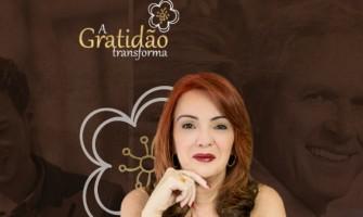 Curso online 'A Gratidão Transforma', com Márcia Luz