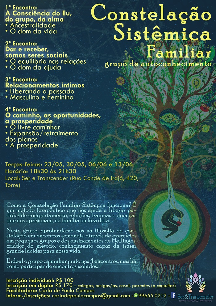 grupo constelacao familiar recife
