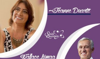 Terapeuta Jeanne Duarte realiza curso, palestras e atendimentos em Portugal