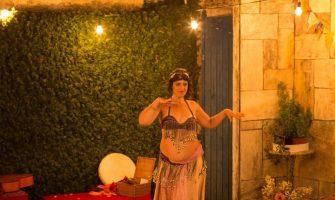 [AGENDA PE] Nova turma do Curso de Dança do Ventre Curativa com Josie Duarte no Espaço Gerar
