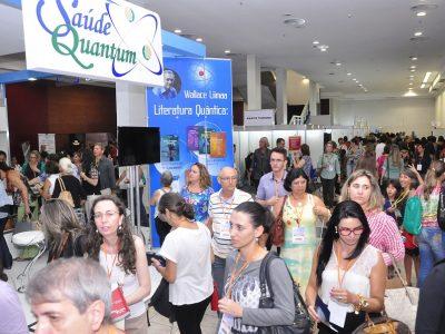 Já estão à venda os estandes para a ExpoQuantum – Feira de Saúde Quântica, Qualidade de Vida e Tecnologias Sustentáveis