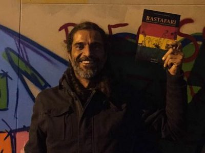 [AGENDA PE] Lançamento do livro 'Rastafari – Cura para as nações' dia 1/7 no Recife