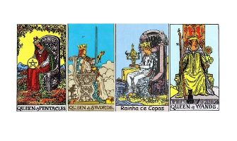 [SABRACCADABRA] As Rainhas do Tarot