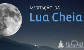 [AGENDA PE] Meditação da Lua Cheia nesta quinta (5/10) na Praia de Boa Viagem e no Parque da Jaqueira