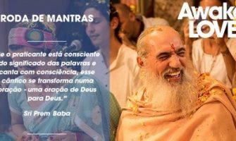 [AGENDA PE] 'Roda de Mantras e Cantos Devocionais' na Sangha de Sri Prem Baba | Recife