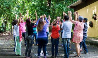 [AGENDA PE] Danças da Paz Universal neste domingo no Jardim Botânico do Recife