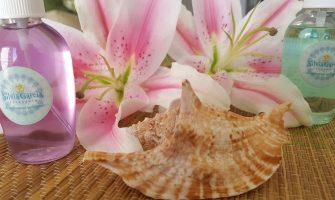 Sílvia Garcia lança Kit de Banho Aromaterapêutico
