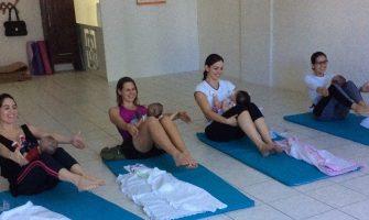 [AGENDA PE] Yoga Baby Shantala dia 21/10/2017 no Garuda Yoga