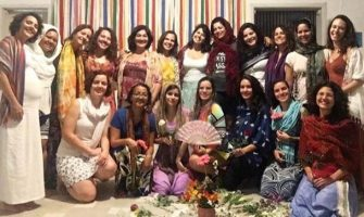 [AGENDA PE] 'V Benção Mundial do Útero' com Dani Lins, dia 3/12, em Aldeia
