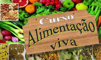 [AGENDA PE] Curso de Alimentação Viva neste sábado no Recife