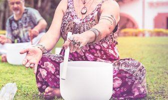 [AGENDA PE] Som de Cristal vem ao Recife em março trazendo diversas atividades com as Tigelas de Cristal