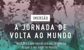 [AGENDA PE] Workshop 'A Jornada de volta ao mundo', dias 10 e 11 de março, no Recife