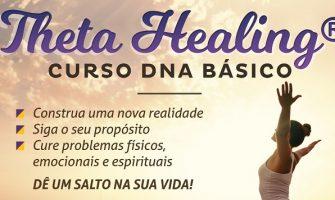 [AGENDA PE] Curso DNA Básico – ThetaHealing® dias 23, 24 e 25/2, com Ariana Borges, no Recife