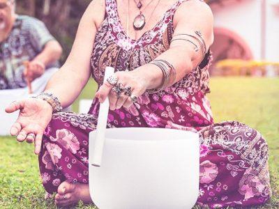 [AGENDA PE] Som de Cristal realiza Palestra e Meditação dia 5/9 no Espaço Gerar