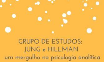 [AGENDA PE] Grupo de Estudos 'Jung e Hillman – Um Mergulho na Psicologia Analítica' no Recife