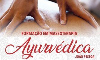 [AGENDA PB] Curso de Massoterapia Ayurvédica, a partir de 4 de agosto, em João Pessoa