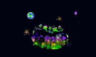 [AGENDA PE] Tarde de experimentos em luz e projeção, dia 4/8, na Maumau Galeria