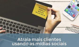 Workshop online gratuito para terapeutas e espaços holísticos, com Elza P. Nunes
