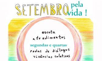 [AGENDA PE] 'Setembro pela Vida' oferece atendimentos e vivências no Recife, com contribuição voluntária