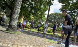 [AGENDA PE] Yoga na Praça do Hipódromo e Oficina de Confecção de Patuás