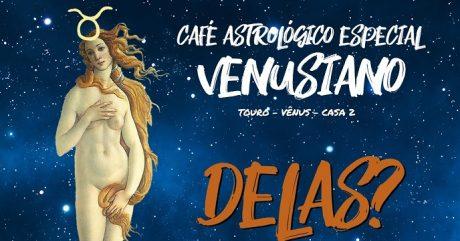 [AGENDA PE] Vênus e Gênero na Astrologia é tema do Café Astrológico dia 1/12