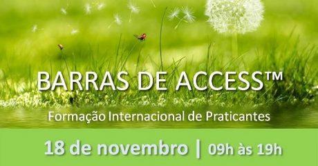 [AGENDA PE] Curso Barras de Access™, com Patricia Munick, dia 18/11 no Recife