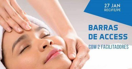[AGENDA PE] Curso de Barras de Access Consciouness™ dia 27/1 no Recife
