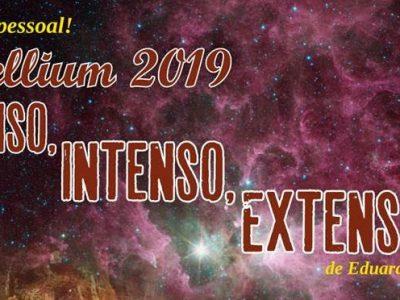 [AGENDA PE] Astrólogo Eduardo Maia realiza Stellium 2019 neste domingo, com entrada gratuita