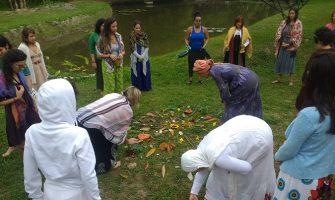 [AGENDA PE] Círculo da Memória Ancestral – vivência do Sagrado Feminino, neste sábado, no Divina Fonte