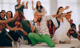 [AGENDA PE]Seminário de Dançaterapia Maria Fux dias 20 e 21 de abril no Recife