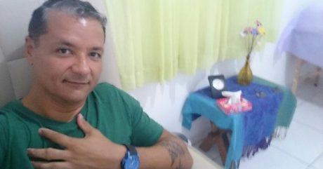 [AGENDA PE] Terapia Energética com Geraldo Marinho toda quarta-feira no Recife