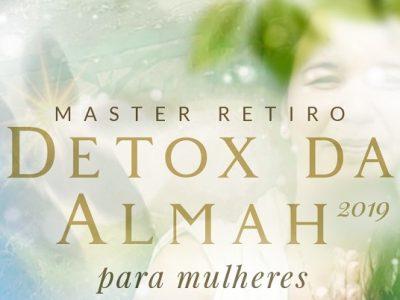 [AGENDA PE] Master Retiro Detox da Almah para Mulheres acontece na Semana Santa, em Aldeia/PE