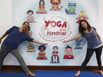 [AGENDA PE] Yoga Com Histórias, da TV Rá-Tim-Bum, realiza evento no Recife no dia 13/4