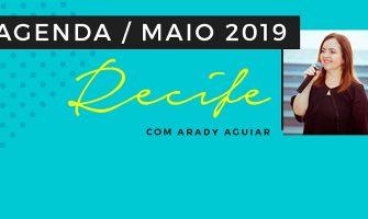 [AGENDA PE] Facilitadora de Access Consciousness®,Arady Aguiar, divulga agenda de eventos, em maio, no Recife