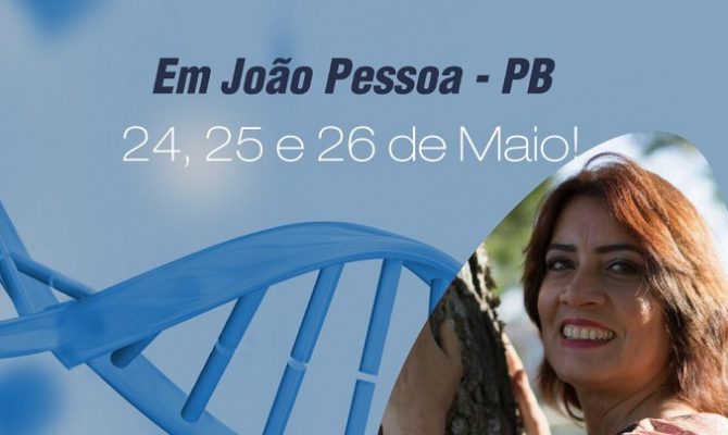 [AGENDA PB] Curso de ThetaHealing® – DNA Avançado, dias 24, 25 e 26 de maio, em João Pessoa