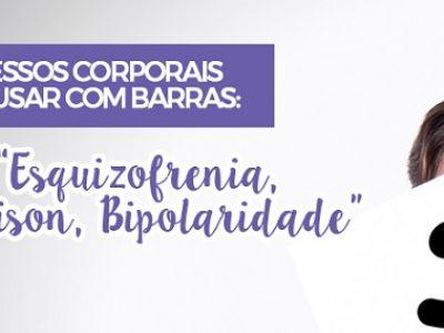[AGENDA PE] Workshop Processos Corporais para usar com Barras, dia 2/5, com Arady Aguiar, no Recife