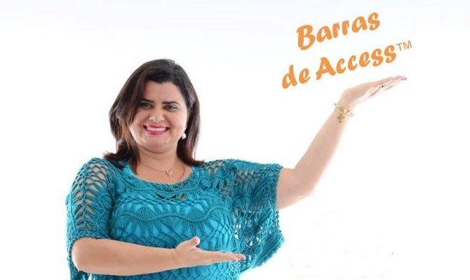 [AGENDA PE] Curso Barras de Access™ dia 18/5, com Patricia Munick, no Recife