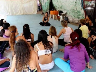 [AGENDA PE] 'Minicurso Corpo Expressivo – Corpo Simbólico', dia 8/6, com Isabela Saffe, no Recife