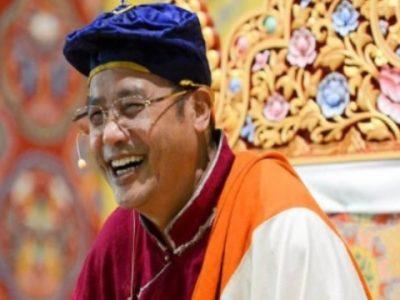 [AGENDA PE] Jornada Espiritual com Sua Eminência Gyaltsen Tulku Rinponche, em julho, no Recife e em Caruaru