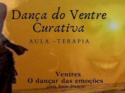 [AGENDA PE] Aula-Terapia de Dança do Ventre Curativa, dia 26/7, no Espaço Gerar