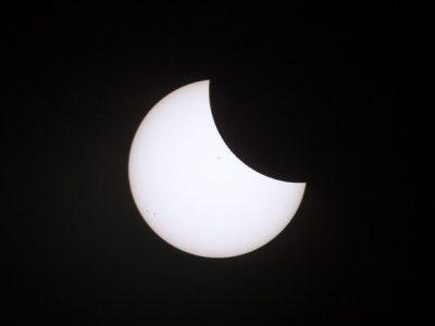 [HAROLDO BARROS] Eclipse Solar Total ocorrido em 02 de Julho de 2019
