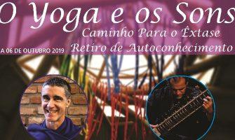 [AGENDA PE] Retiro Yoga e Sons acontece de 4 a 6 de outubro