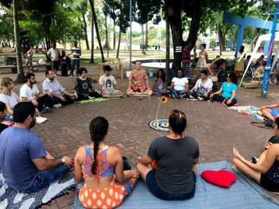 [AGENDA PE] 'Cuidando Onde Flor' oferece atendimentos e práticas integrativas gratuitas neste sábado no Recife