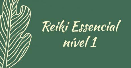 [AGENDA PE] Curso de Reiki Essencial Nível 1, dia 22/9, no Recife