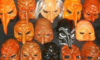 [AGENDA PE] Oficina 'Os Sentidos e a Máscara', a partir de 5/10, no Recife