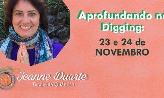[AGENDA PE] Curso de ThetaHealing® Aprofundando no Digging, dias 23 e 24/11, no Recife