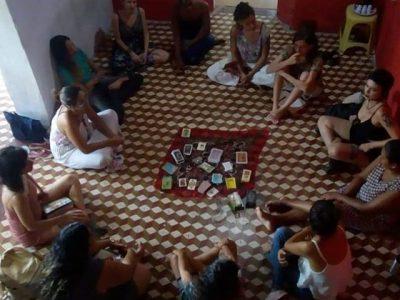 [AGENDA PE] Curso de Teoria e Prática do Tarot, com Sabrina Carvalho, a partir de 12/11, em Olinda