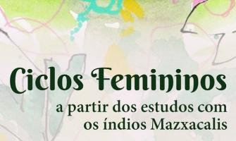 [AGENDA PE] Vivência 'Ciclos Femininos', com Lenísia Septimio, dia 10/11, no Recife